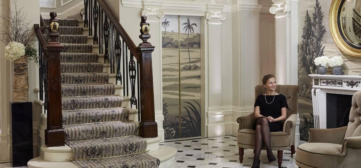 the goring h tel de luxe londres belgravia sw1. Black Bedroom Furniture Sets. Home Design Ideas