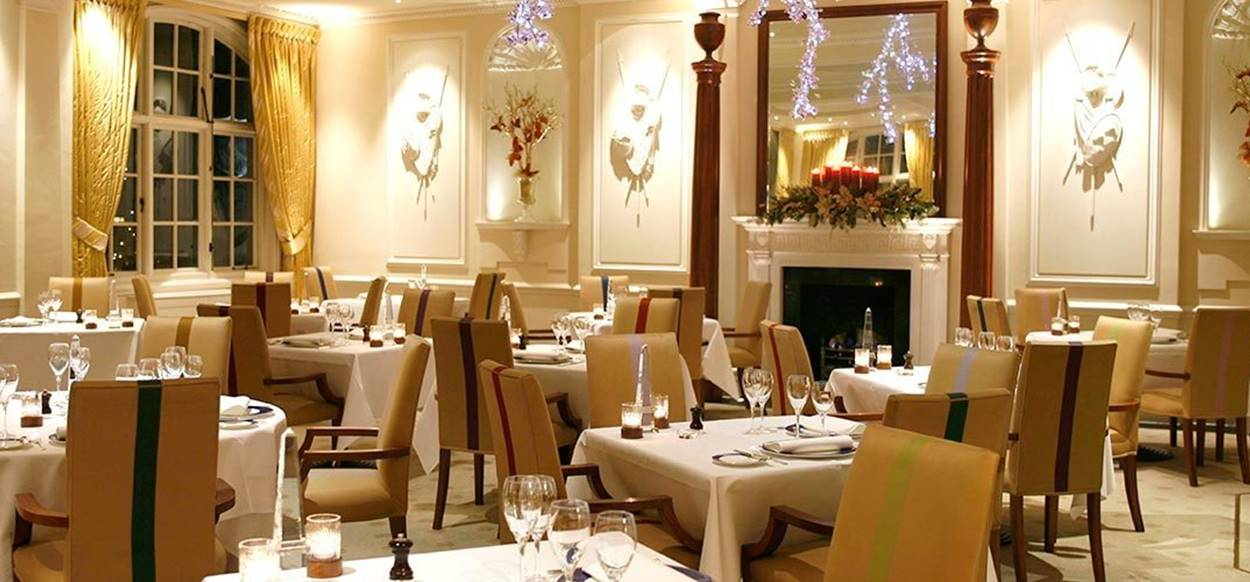 Dining Room The Goring